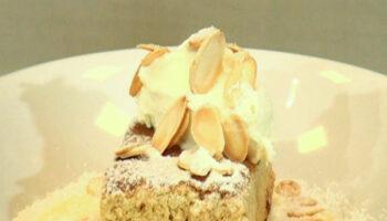 Torta Caprese al Limone, por Chef Cristiano Boldrin 1