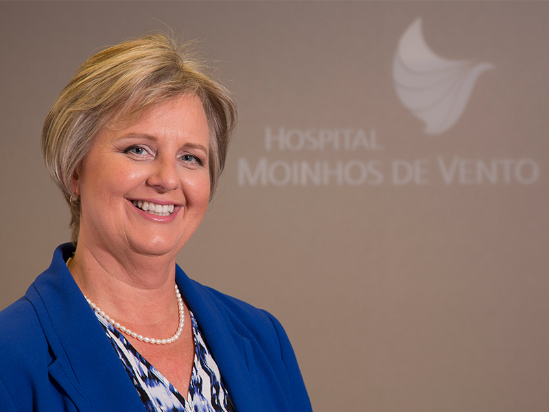 Vania Röhsig, do Hospital Moinhos de Vento, é speaker confirmada no Fórum HCB 2019